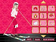 Click to Play Sarah's Skiing Holiday