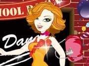 Click to Play School Dance Dress Up