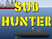Click to Play Sub Hunter