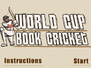 Click to Play World Cup Book Cricket